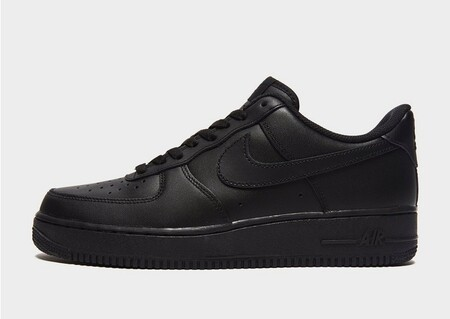 Nike Air Force 1 Low Negras
