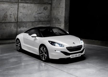 Peugeot Rcz Coupe 2013 1600 09