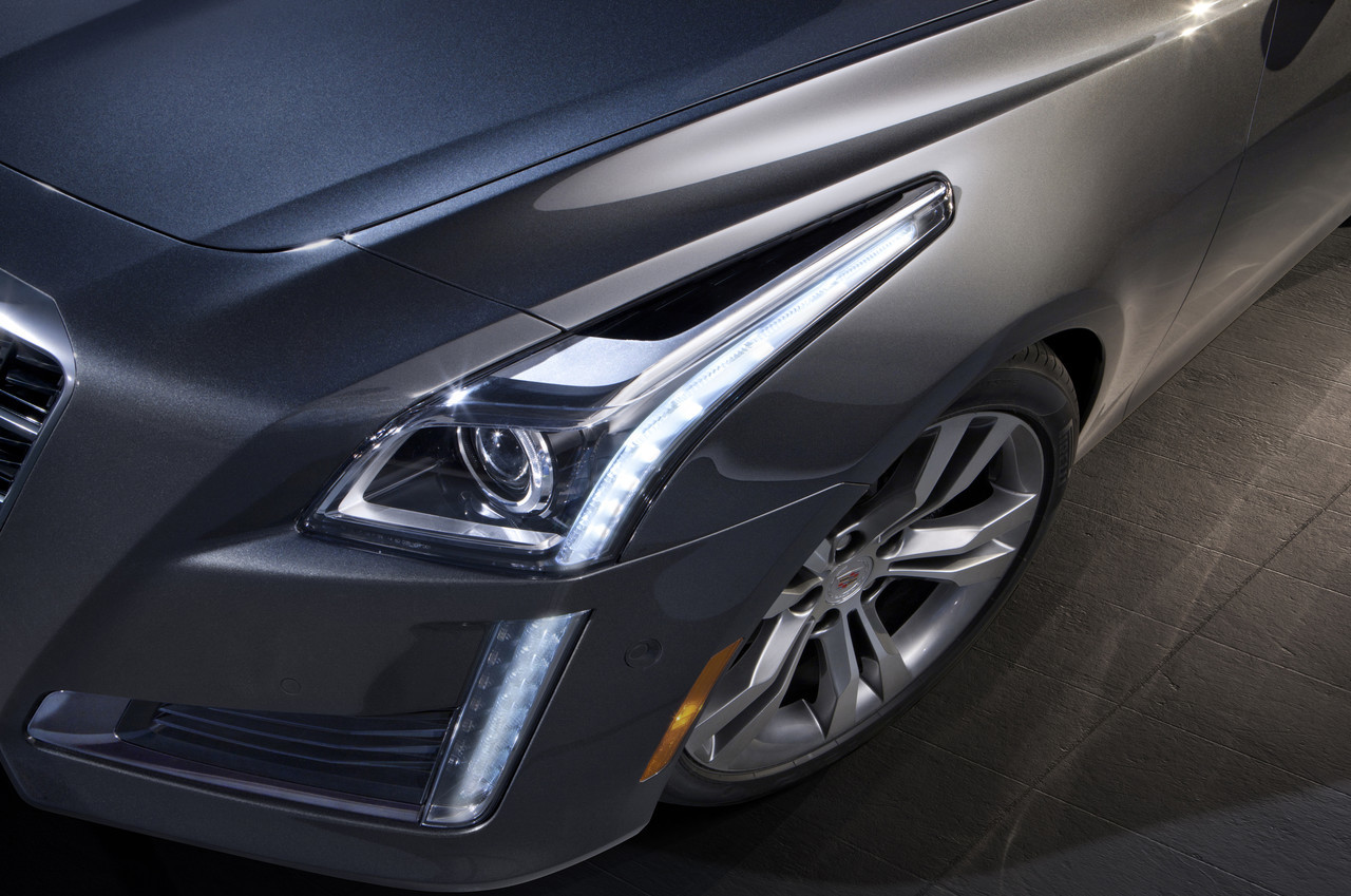 Foto de 2014 Cadillac CTS (12/24)