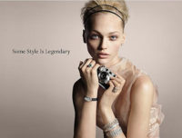 Campaña Tiffany & Co. para el otoño
