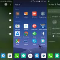 Microsoft sigue su incursión en Android con Arrow Launcher. La imagen de la semana