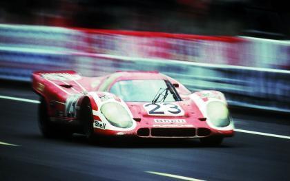 Porsche 917. 40 años de leyenda