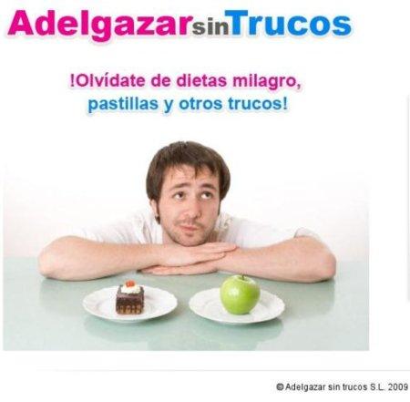 Adelgazar sin trucos: una dieta y tu dietista online