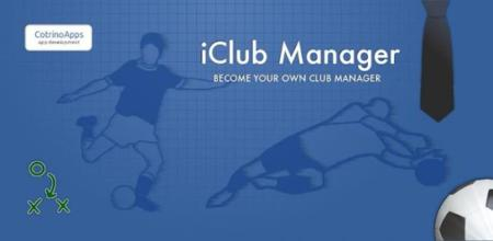 iClub Manager, el Manager de Liga para Android hecho simple