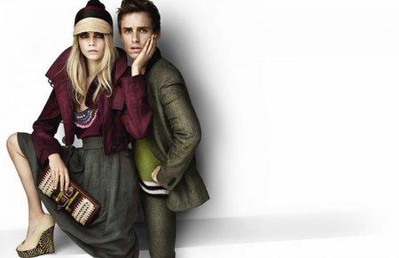 Enamorada de la Colección Burberry Primavera/Verano 2012: (y II) los complementos Still Life