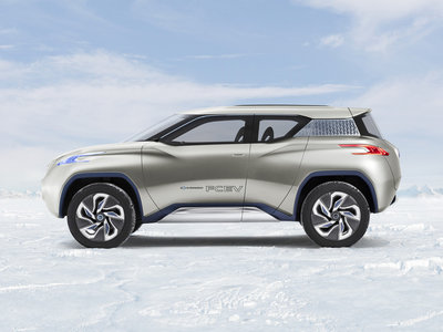 Eléctricos del mundo, temblad: el nuevo Nissan LEAF se reencarnará en futuros modelos de cero emisiones