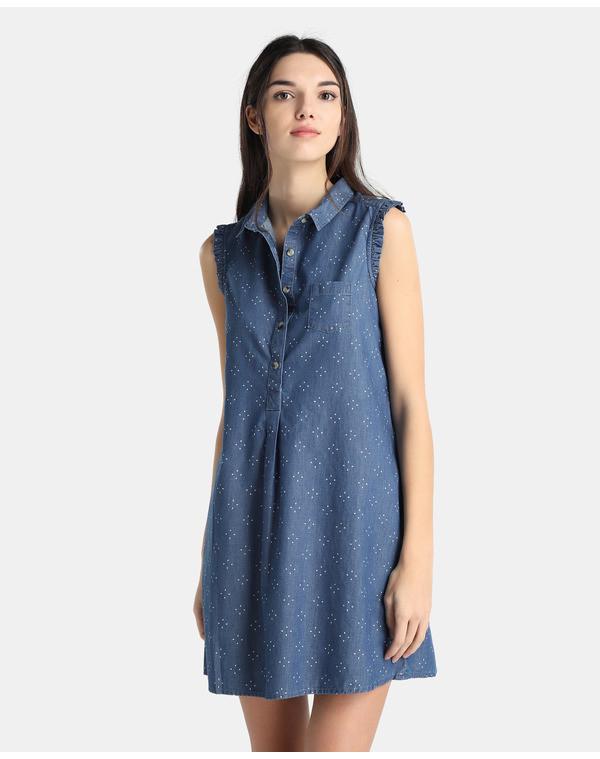 Vestidos vaqueros en UNIT moda