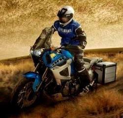 Yamaha XT1200Z Super Teneré campeando