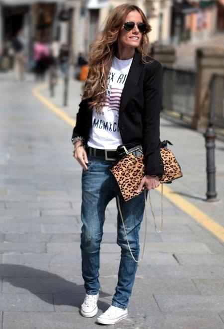 Calzado Para Y Este Semana Jeans Fin Relajarnos Plano De Boyfriend OkiuXZP