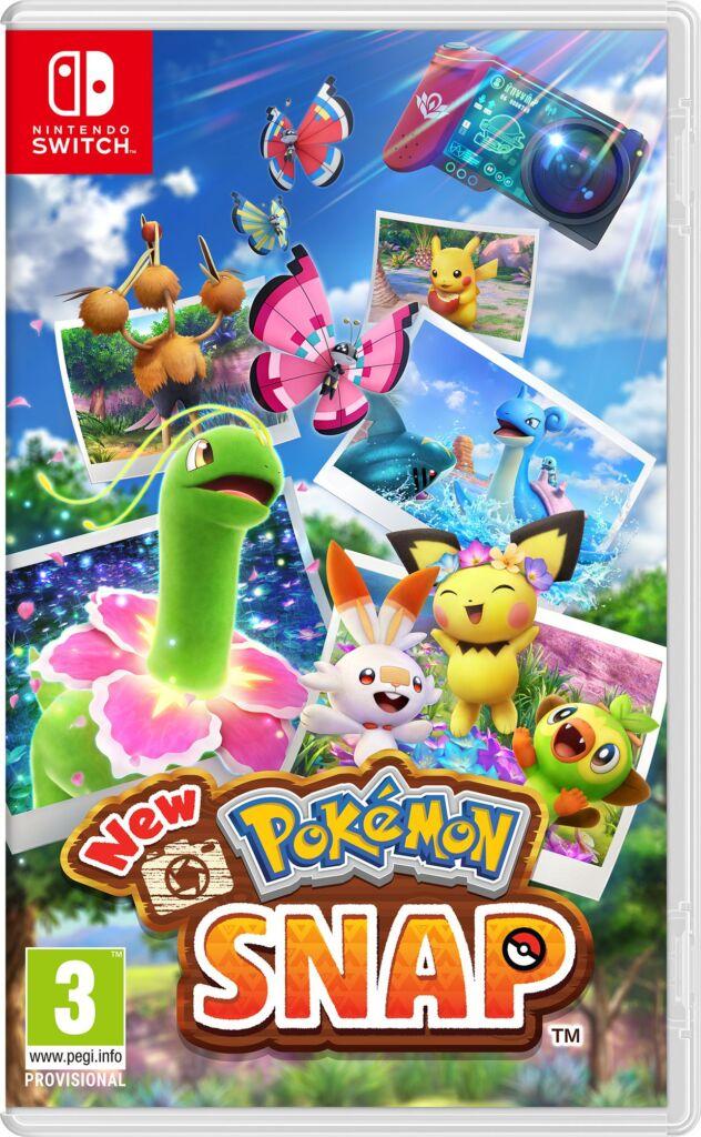 Preventa: New Pokémon Snap