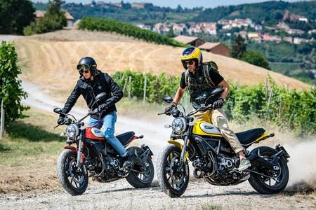 La Ducati Scrambler Icon se renueva: Mejor electrónica con la misma actitud rebelde