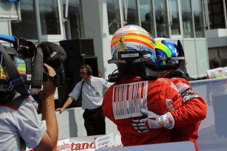 Felipe Massa justifica su acción