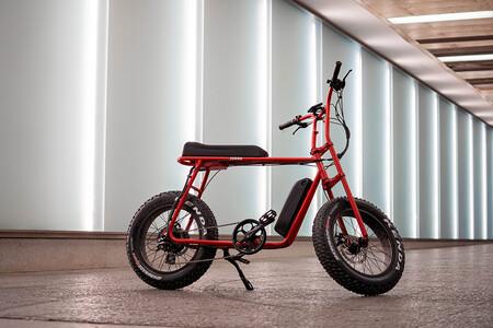 Esta atrevida bicicleta eléctrica hecha en España tira de imagen neo-retro y ofrece una autonomía de 45 km