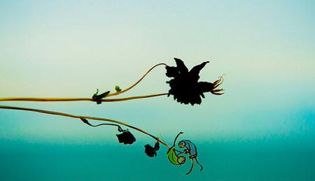 El maravilloso universo fotográfico de cómic e ilustración de Kouchi Chiba