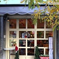 Living in London, un salón de té de lo más british en Madrid