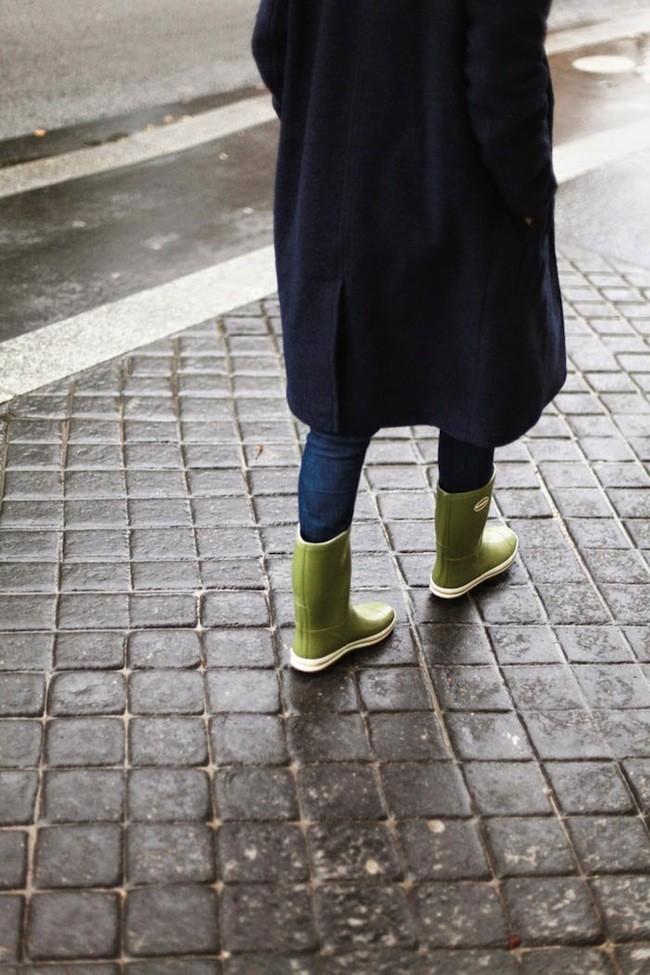 Duelo de botas (de agua), ¿con qué charco te quedas?