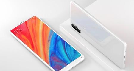Xiaomi Mi MIX 2S: cámara doble, pantalla sin notch, carga inalámbrica y potencia renovada