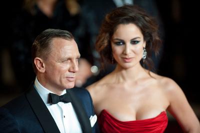 Los mejores looks en el estreno de Skyfall: su nombre es Craig, Daniel Craig