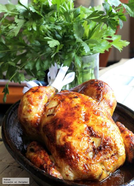 El pollo de Carpanta