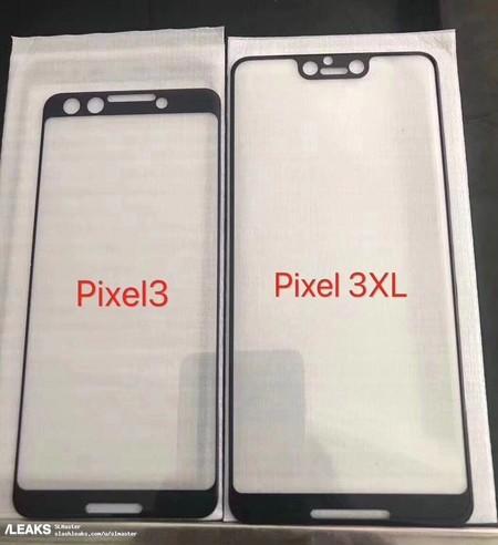 Pixel 3 Frontal