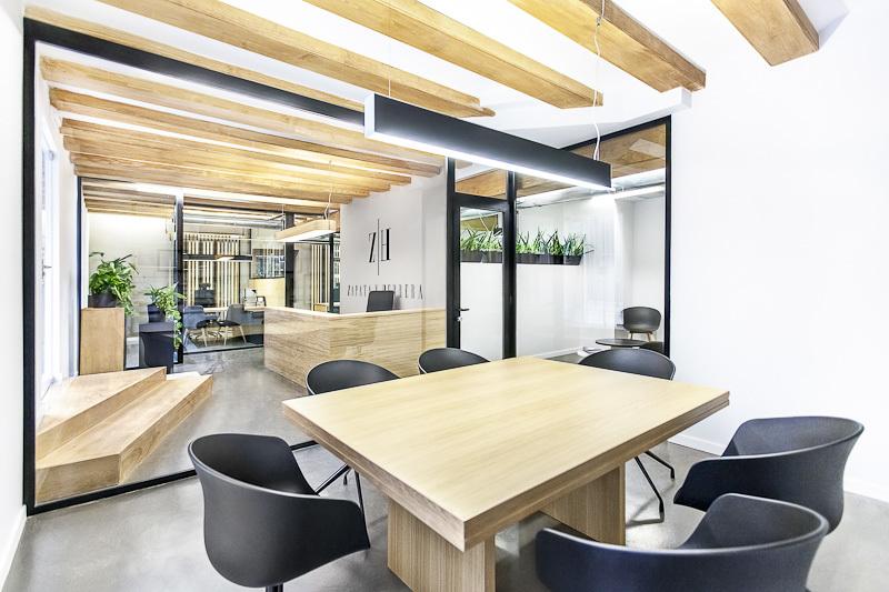 Foto de Espacios para trabajar: las oficinas de Zapata Herrera en Valencia (4/7)