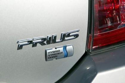 Prius funcionará con energía solar también