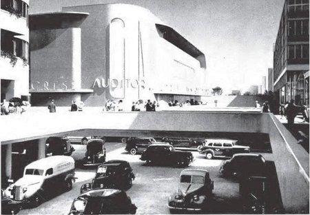 Futurama, feria mundial de Nueva York, 1939