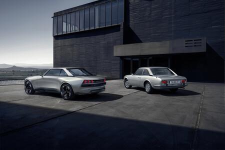 Peugeot e-Legend (2019)