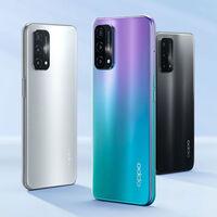 OPPO A93: un nuevo móvil 5G barato, con pantalla a 90 Hz y gran batería
