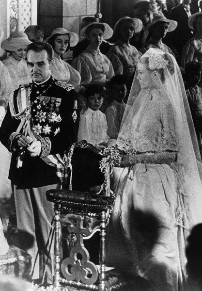 boda real de Rainiero y Gracia de Mónaco