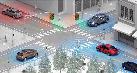 General Motors investiga el WiFi Direct para proteger a peatones y ciclistas