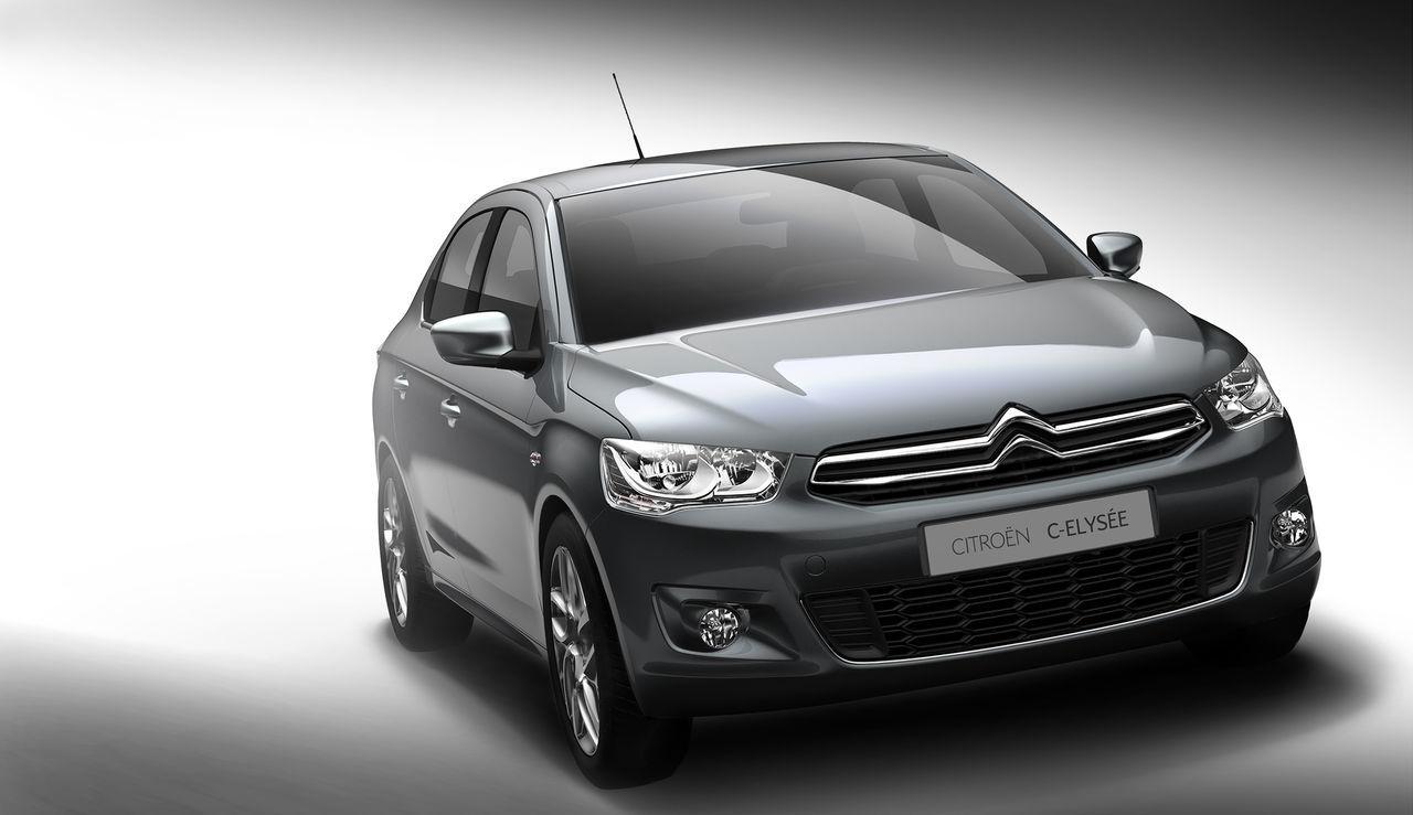Foto de Citroën C-Élysée (9/23)