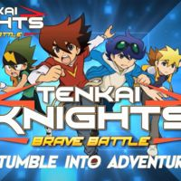 Tenkai Knights: Brave Battle, los Power Ranger con mezcla de LEGO saldrán en 3DS