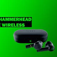 Los auriculares gaming Bluetooth Razer Hammerhead True Wireless están rebajados a su mínimo histórico en Amazon: 77,98 euros