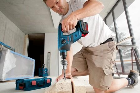 Ofertas en herramientas y bricolaje de Amazon: taladros, llaves combinadas o niveles de marcas como Black & Decker, Bosch o Stanley