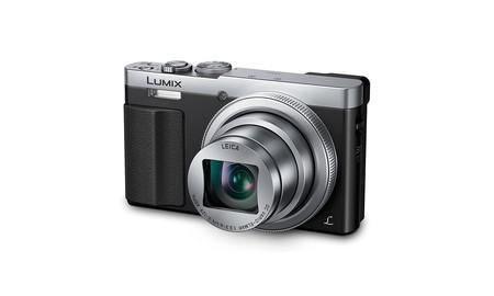 Panasonic Lumix DMC-TZ70: una interesante cámara compacta que MediaMarkt nos deja por sólo 222 euros