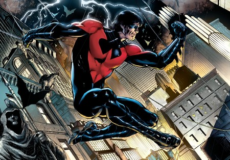 Nightwing saltará al cine con el director de 'Batman: La LEGO película'