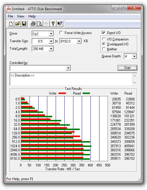 Foto de Plextor M3 Pro 256M3P, análisis (2/13)