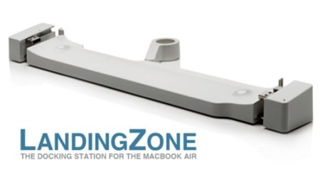 LandingZone, base dock para el MacBook Air
