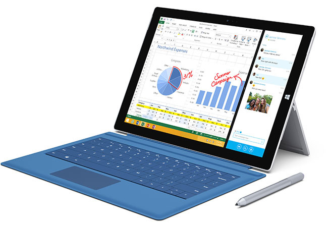 Surface 3 Pro Tablet