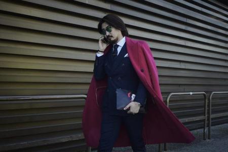 ¿Cómo visten los hombres en Pitti Uomo? Aquí una muestra del Street Style