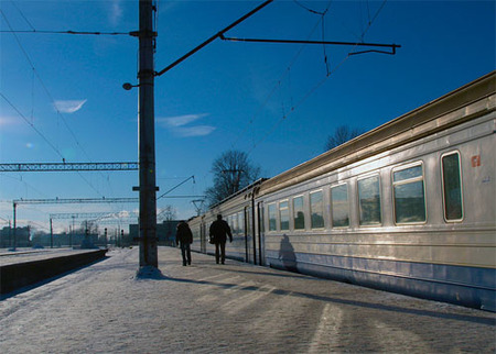 Viajar en tren por todo el mundo