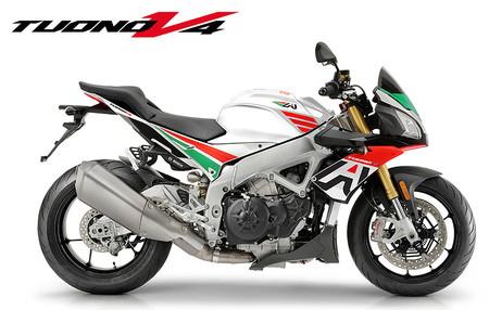Aprilia Tuono V4 Rr Misano Limited Edition 2020