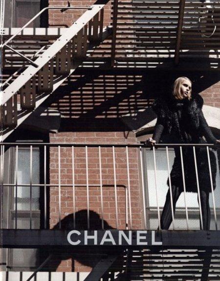 Chanel muestra su primera imagen de la campaña Otoño-Invierno 2010/2011