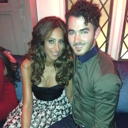 ¡Kevin y Danielle Jonas se convierten en papás!