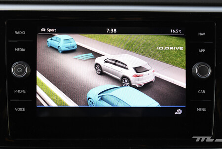 Volkswagen Cross Sport Opiniones Prueba Mexico 31