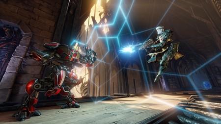 Quake Champions se puede descargar gratis en Steam durante una semana más