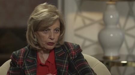 Isabel Gemio Maria Teresa Campos