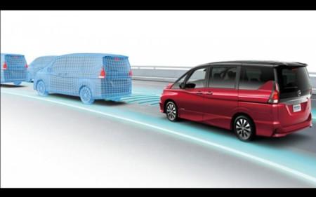 Nissan presentó su sistema de conducción autónoma, pero todavía le falta bastante para estar donde quieren
