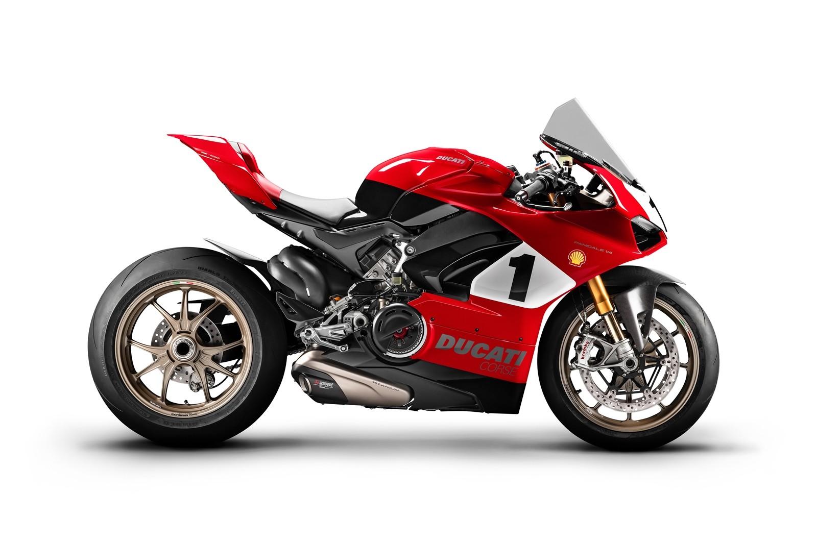 Foto de Ducati Panigale V4 25° Anniversario 916 (4/73)
